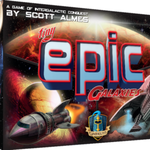 Buy Tiny Epic Galaxies the board game online in NZ