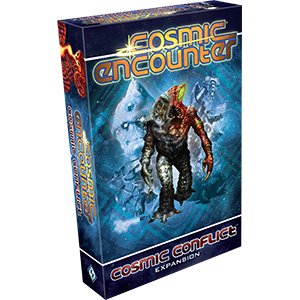 Buy Cosmic Encounter: Cosmic Conflict the game expansion online in NZ