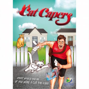 Buy Cat Capers the card game online in NZ