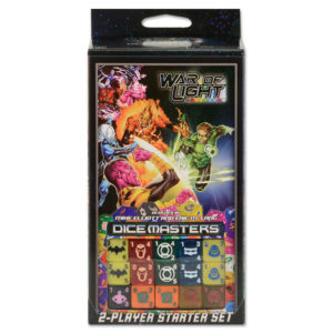 Buy DC Comics Dice Masters: War of Light the game online in NZ