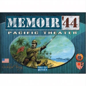 Buy Memoir '44: Pacific Theatre the game expansion online in NZ