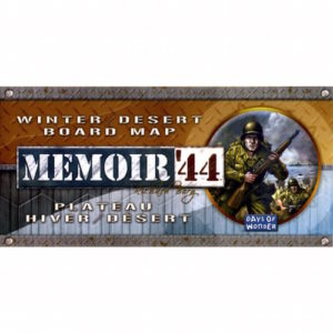 Buy Memoir '44: Winter/Desert Board the game expansion online in NZ