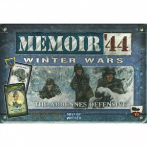 Buy Memoir '44: Winter Wars the game expansion online in NZ