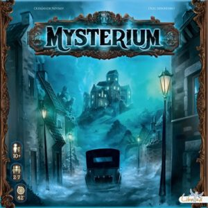 Buy Mysterium the board game online in NZ