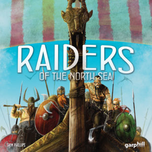 Buy Raiders of the North Sea the board game online in NZ