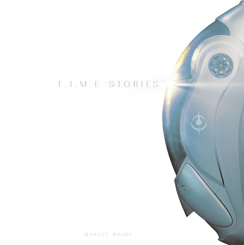 Buy T.I.M.E Stories the board game online in NZ