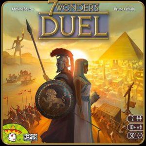 Buy 7 Wonders: Duel the card game online in NZ