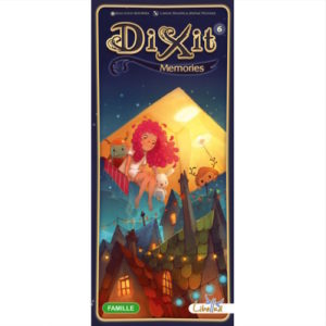Buy Dixit: Memories the game expansion online in NZ