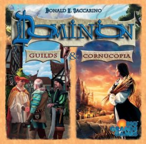 Buy Dominion: Guilds & Cornucopia (Expansion) the game expansion online in NZ