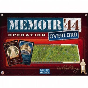 Buy Memoir '44: Operation Overlord the game expansion online in NZ