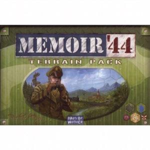 Buy Memoir '44: Terrain Pack the game expansion online in NZ