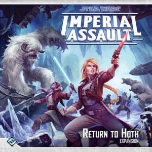 Buy Star Wars: Imperial Assault - Return to Hoth the game expansion online in NZ