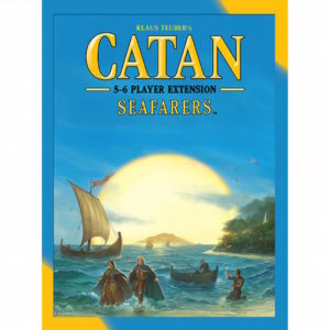 Buy Catan: Seafarers - 5-6 Player Extension the game expansion online in NZ