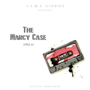 Buy T.I.M.E Stories: The Marcy Case the game expansion online in NZ