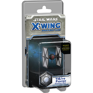 Buy Star Wars: X-Wing Miniatures Game – TIE/fo Fighter Expansion Pack the game expansion online in NZ