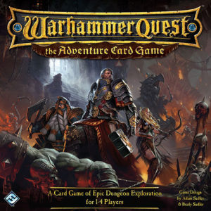 Buy Warhammer Quest: The Adventure Card Game the card game online in NZ