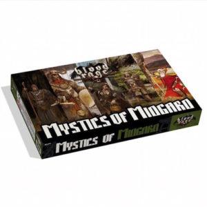 Buy Blood Rage: Mystics of Midgard the game expansion online in NZ