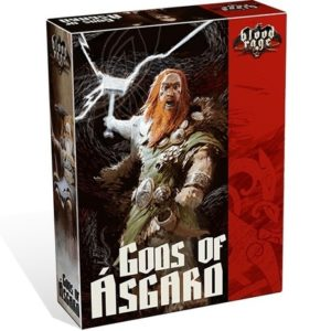 Buy Blood Rage: Gods of Asgard the game expansion online in NZ
