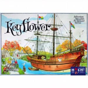 Buy Keyflower the board game online in NZ