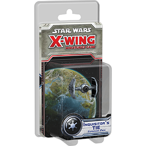 Buy Star Wars: X-Wing Miniatures Game – Inquisitor's TIE Expansion Pack the game expansion online in NZ