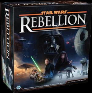 Buy Star Wars: Rebellion the board game online in NZ