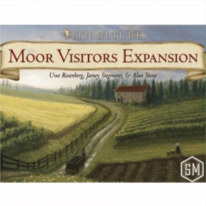 Buy Viticulture: Moor Visitors Expansion the game expansion online in NZ