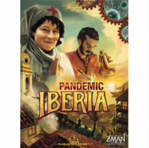Buy Pandemic Iberia the board game online in NZ