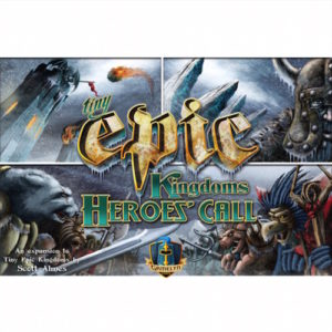 Buy Tiny Epic Kingdoms: Heroes' Call (Expansion) the game expansion online in NZ