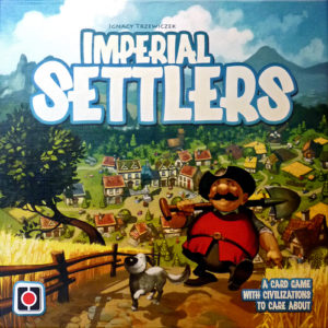 Buy Imperial Settlers the card game online in NZ