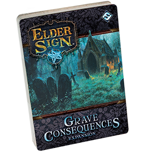Buy Elder Sign: Grave Consequences the game expansion online in NZ