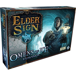 Buy Elder Sign: Omens of Ice the game expansion online in NZ