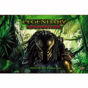 Buy Legendary Encounters: A Predator Deck Building Game the card game online in NZ