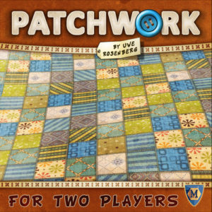 Buy Patchwork the board game online in NZ