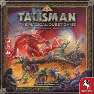 Buy Talisman (Revised 4th edition) the board game online in NZ