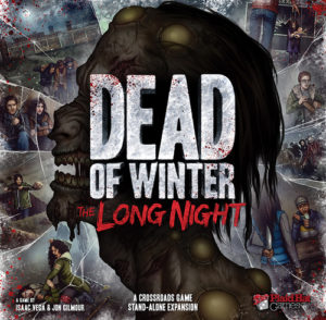 Buy Dead of Winter: The Long Night the board game expansion online in NZ