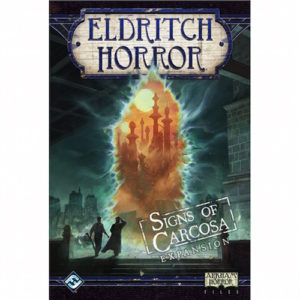 Buy Eldritch Horror: Signs of Carcosa the game expansion online in NZ