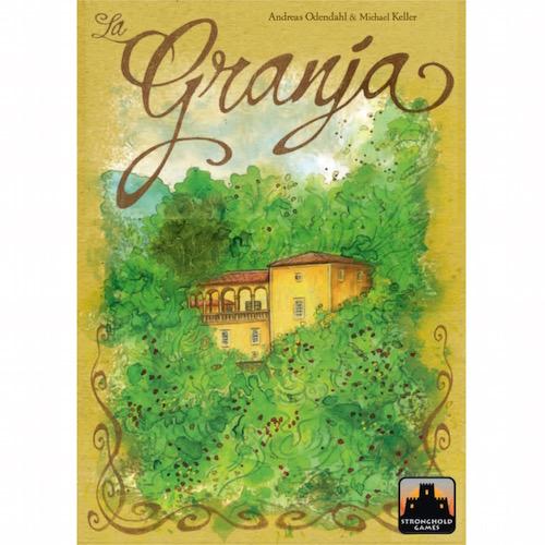 Buy La Granja the board game online in NZ