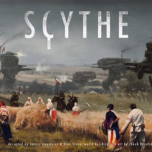 Buy Scythe the board game online in NZ