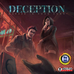 Buy Deception: Murder in Hong Kong the game online in NZ