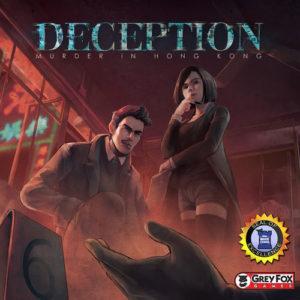 Buy Deception: Murder in Hong Kong the game online in NZ