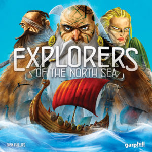 Buy Explorers of the North Sea the board game online in NZ