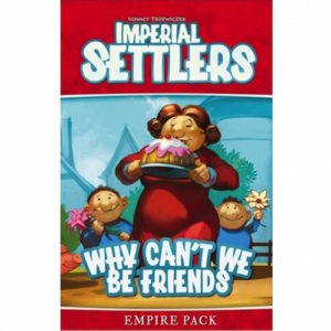 Buy Imperial Settlers: Why Can't We Be Friends the game expansion online in NZ