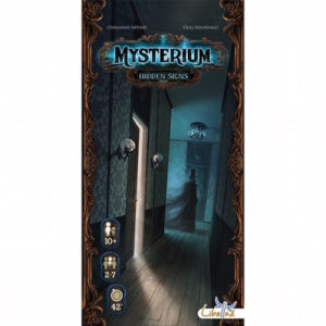 Buy Mysterium: Hidden Signs the game expansion online in NZ