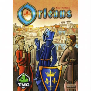 Buy Orléans the board game online in NZ