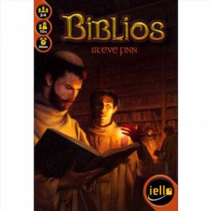 Buy Biblios the card game online in NZ