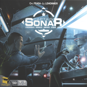 Buy Captain Sonar the board game online in NZ