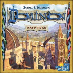 Buy Dominion: Empires the game expansion online in NZ