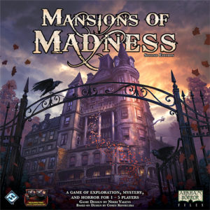 Buy Mansions of Madness (2nd Edition) the board game online in NZ