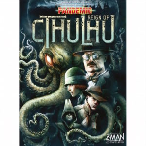 Buy Pandemic: Reign of Cthulhu the board game online in NZ