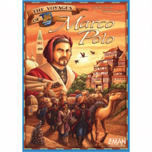 Buy The Voyages of Marco Polo the board game online in NZ